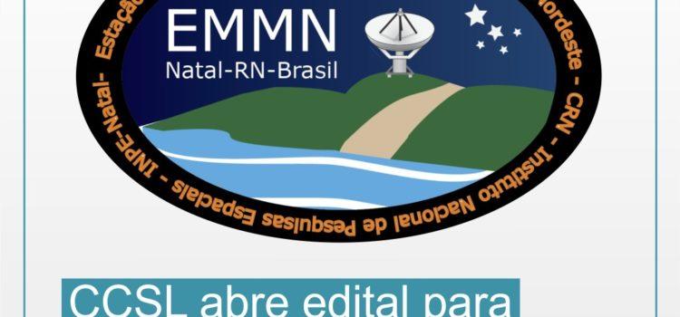 """CCSL abre vagas para bolsistas no projeto """"Estação Multi Missão de Natal"""""""